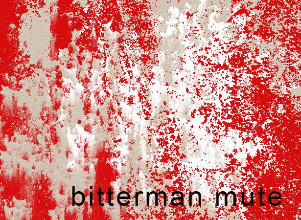 mute - Bitterman